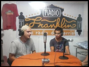 Radio Franklin Conexion Digital 3